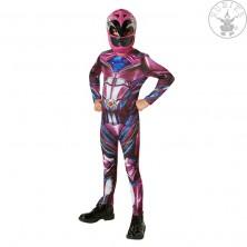 Pink Power Ranger  Classic - detský