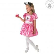Minnie Mouse Pink Cupcake - detský