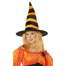 Čarodejnícky s oranžovými vlasmi