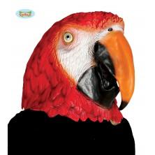 Latexová maska Ara