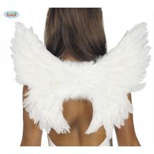 Biela anjelská krídla Guirca