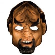 Worf  DLX Latex Maske - licencie