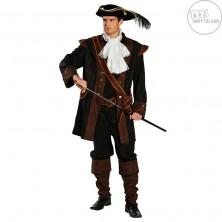 Luxusní pirátský kostým