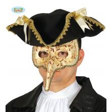 Benátska maska s nosom - LONG NOSE