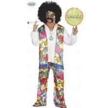 Pánsky hippie kostým