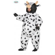 Obrie krava - kostým