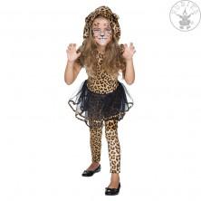 Leopardí dievča