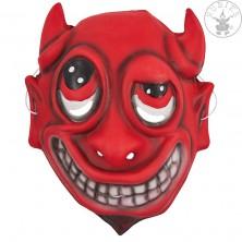 Detská maska diablik