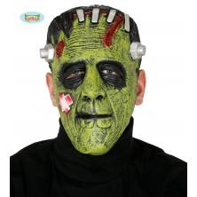 Maska zelené monštrum