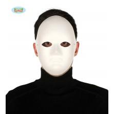 Biela maska