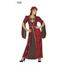 Kurtizána - kostým