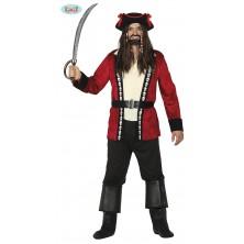 Pirát pre dospelých - kostým