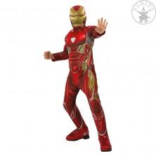 Iron Man Infinity War Deluxe - detský