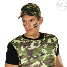 Armádní čiapka - Army Cap
