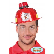 Helma hasičská s majákom