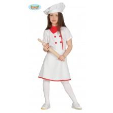 Kuchárka - detský kostým