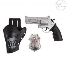 Policajný set 3-dielny