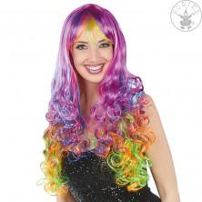 Rainbow Curls - dúhová parochňa