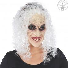 Čarodejnica s bielymi vlasmi
