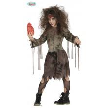 Zombie dievča