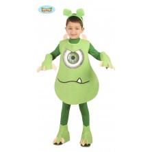 Zelené detské monštrum