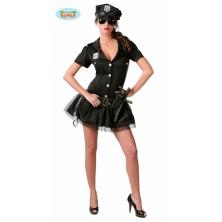 Americká policajtka - kostým