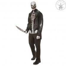 Skeleton Man - kostým
