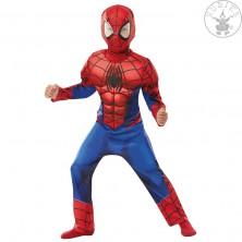 Spider-Man Deluxe - licenční kostým