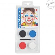 Líčidlá set klaun