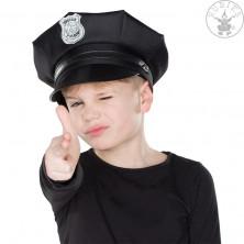 Special Police - detská policajná čiapka