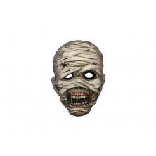 Kartónová maska múmie