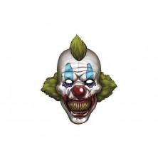Kartónová maska klaun