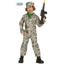 Detské vojenské maskáče