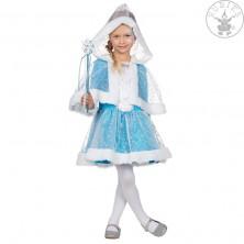 Kostým snehová princezná