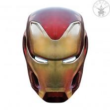 Iron Man Infinity War kartónová maska