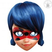 Miraculous Ladybug - kartónová maska