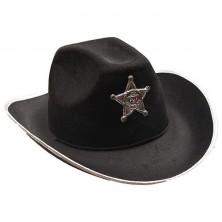Kovboj čierny