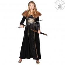 Kráľovná Wiking - kostým