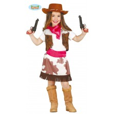 Detský kostým - kovbojka