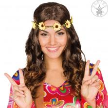 Dámska parochňa hippie hnedá