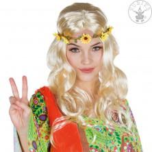 Dámska parochňa hippie blond