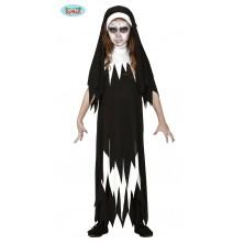 Kostým halloween mníška