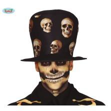 SKULL HAT - klobúk so smrtkou