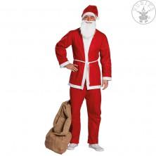 Oblek Santa s čiapočkou