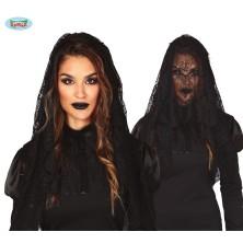 Závoj čierna vdova