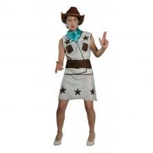 Kovbojka kostým