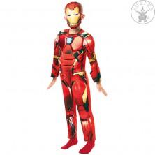 Iron Man Avengers Deluxe - detský