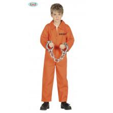 Kostým americký väzeň