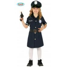 Kostým Policajtka detský
