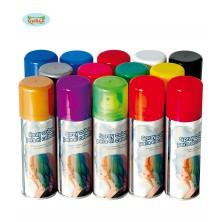 Farebný sprej na vlasy - smyvatelná farba